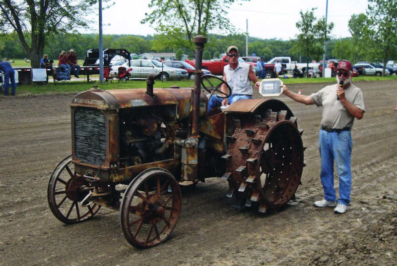 2010 Tractor of the Year